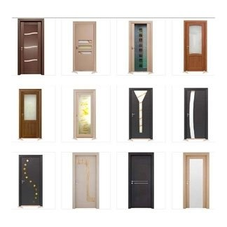 vari modelli di porte