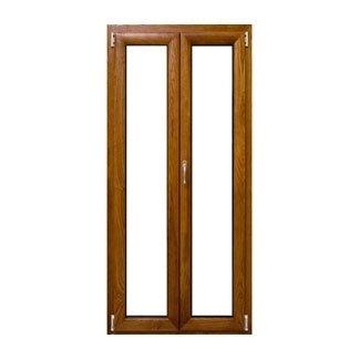 portafinestra in legno