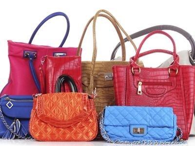 Pulitura borse donna