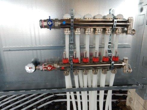 Impianti di riscaldamento a Anghiari, Arezzo
