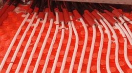 dettaglio tubazione