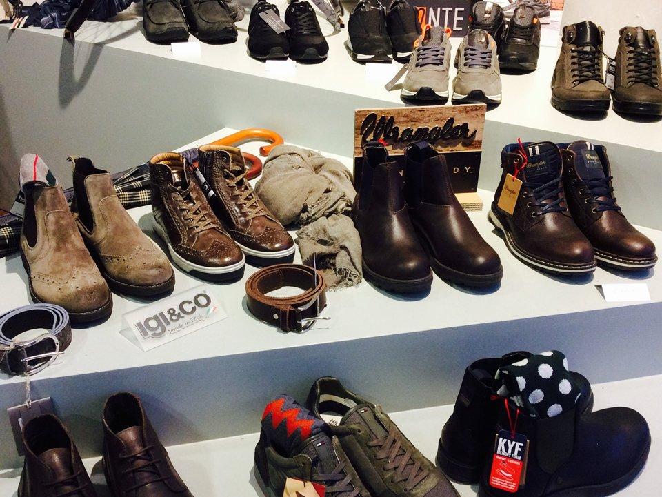 Scarpe in pelle ad Arezzo