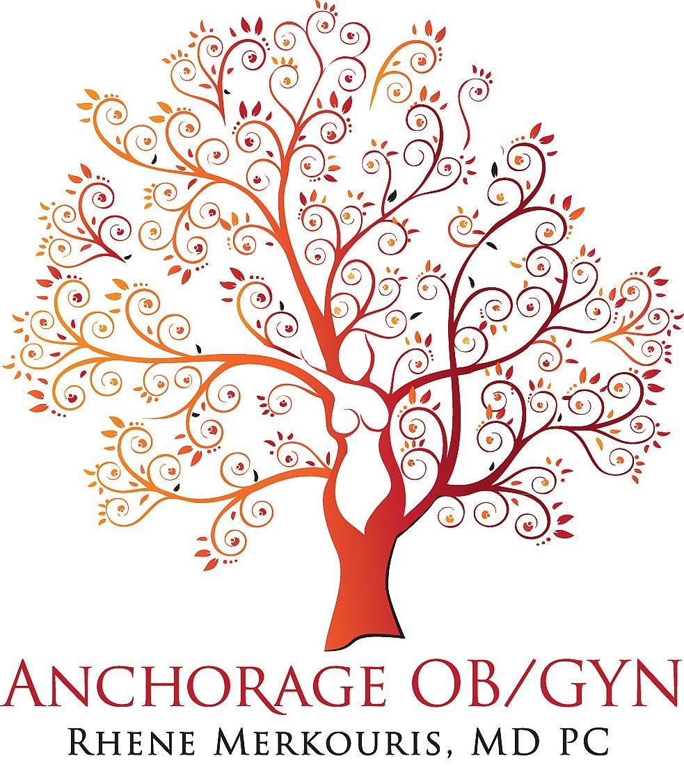 Logo representing the gynecologists at Anchorage OB/GYN