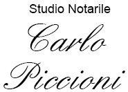 logo studio notarile Carlo Piccioni