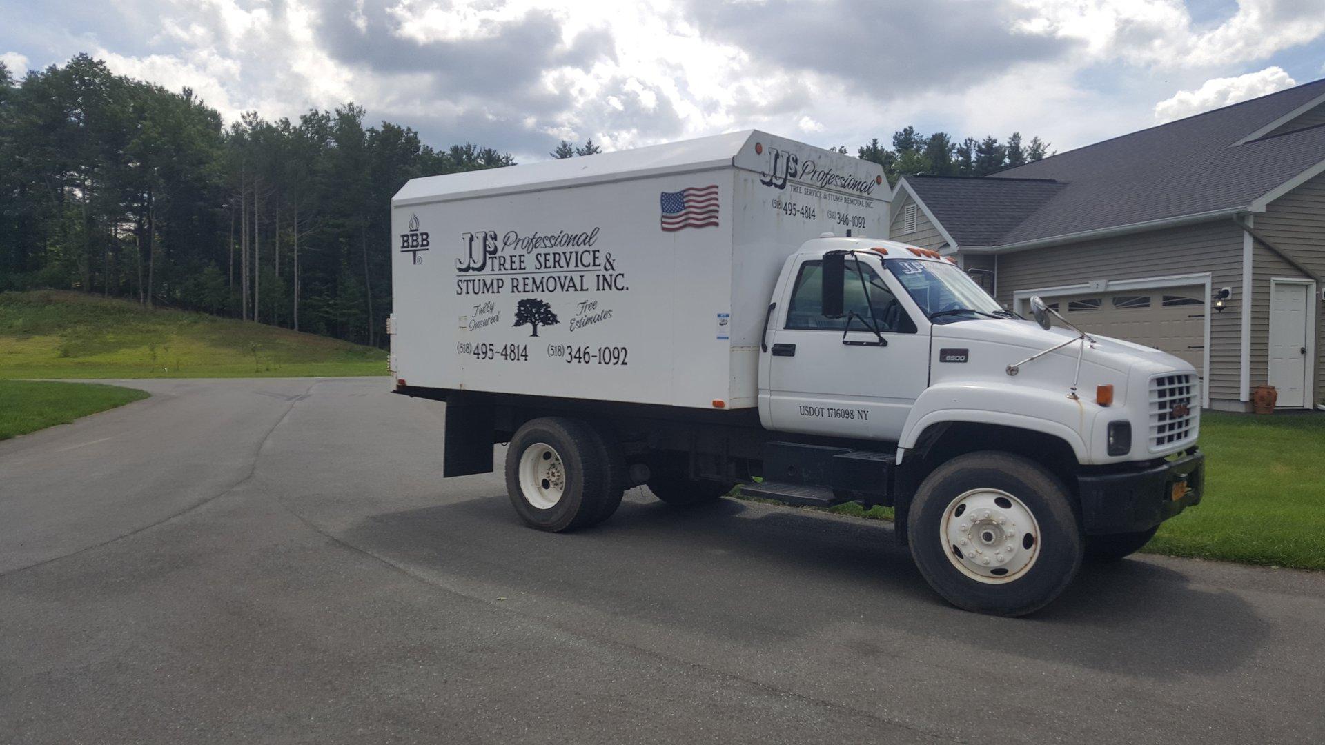 land clearing service Albany, NY
