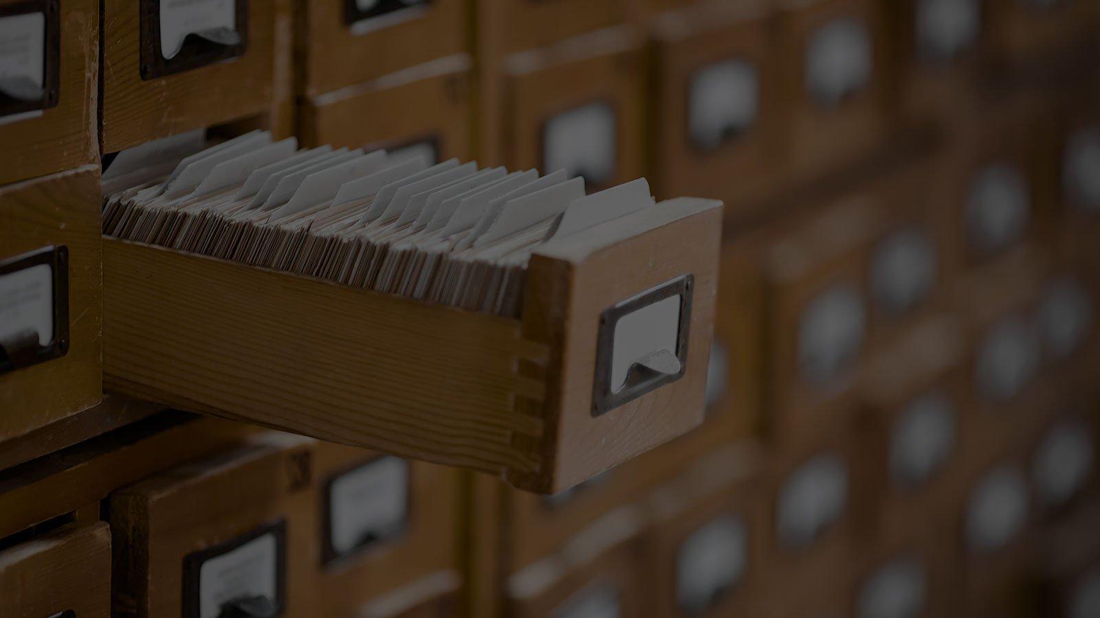 archivio documenti