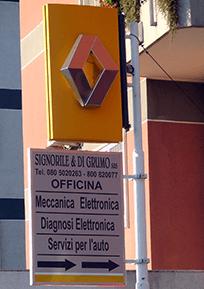 Diagnosi elettronica autovetture Bari