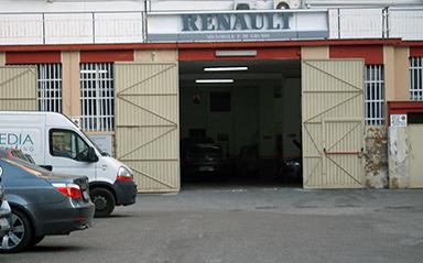 assistenza meccanica renault e dacia bari