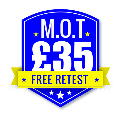 MOT test offer
