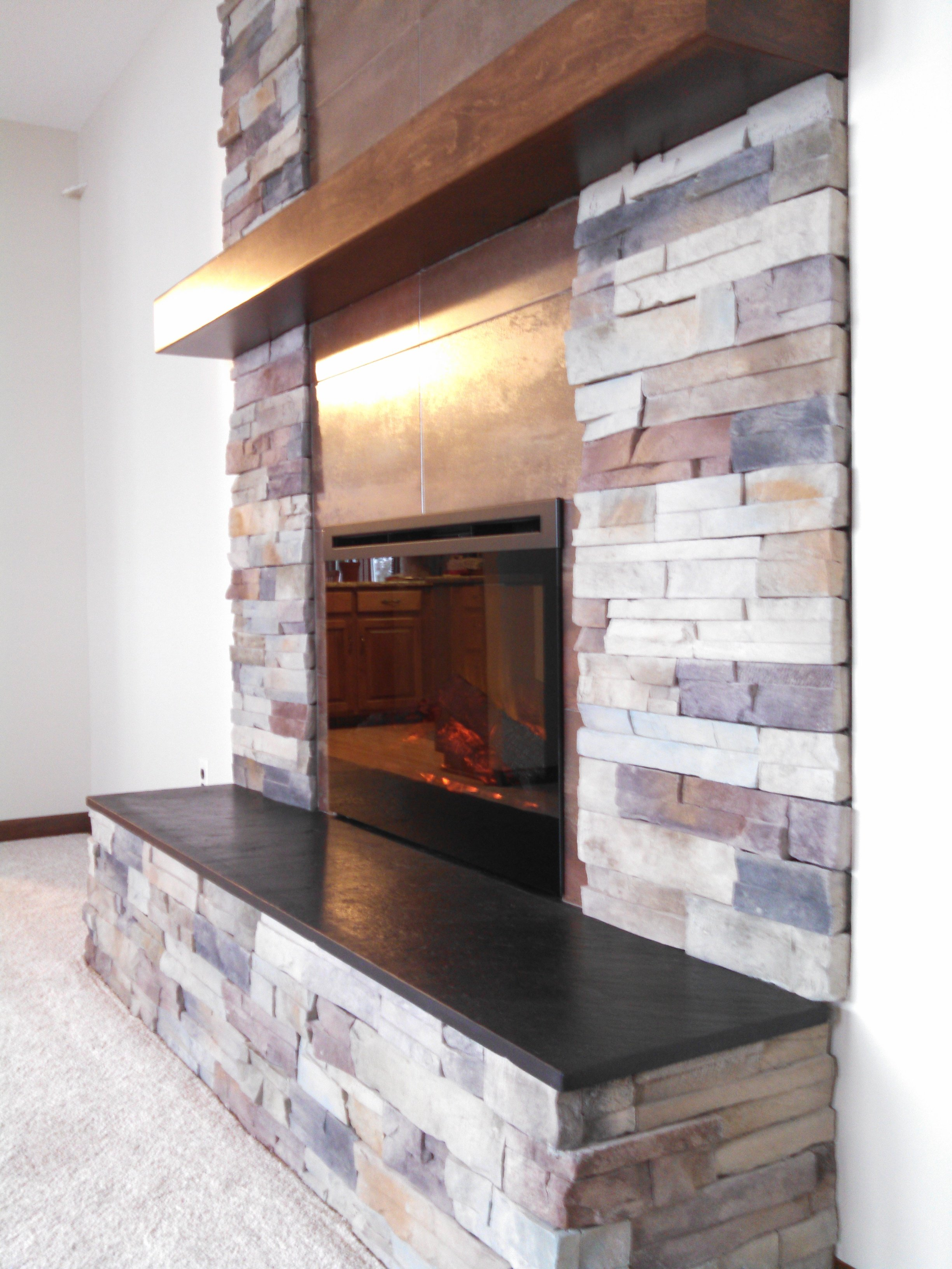 Fireplace Remodel - NorthPoint Remodeling