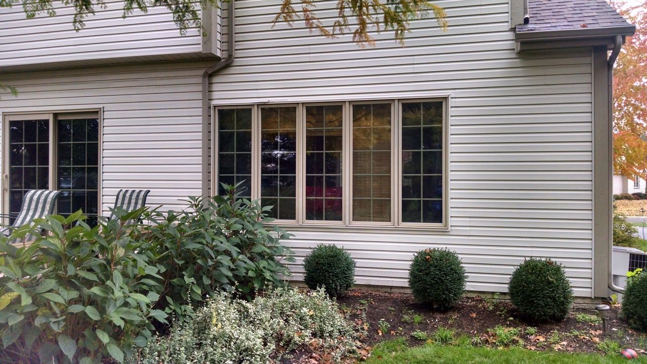 Before Window Replacement - NorthPoint Remodeling