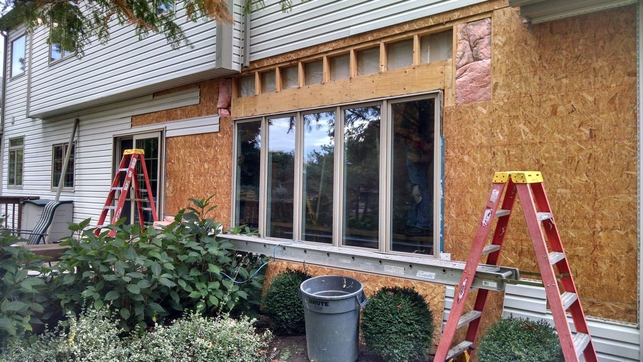 Make Opening Taller - NorthPoint Remodeling