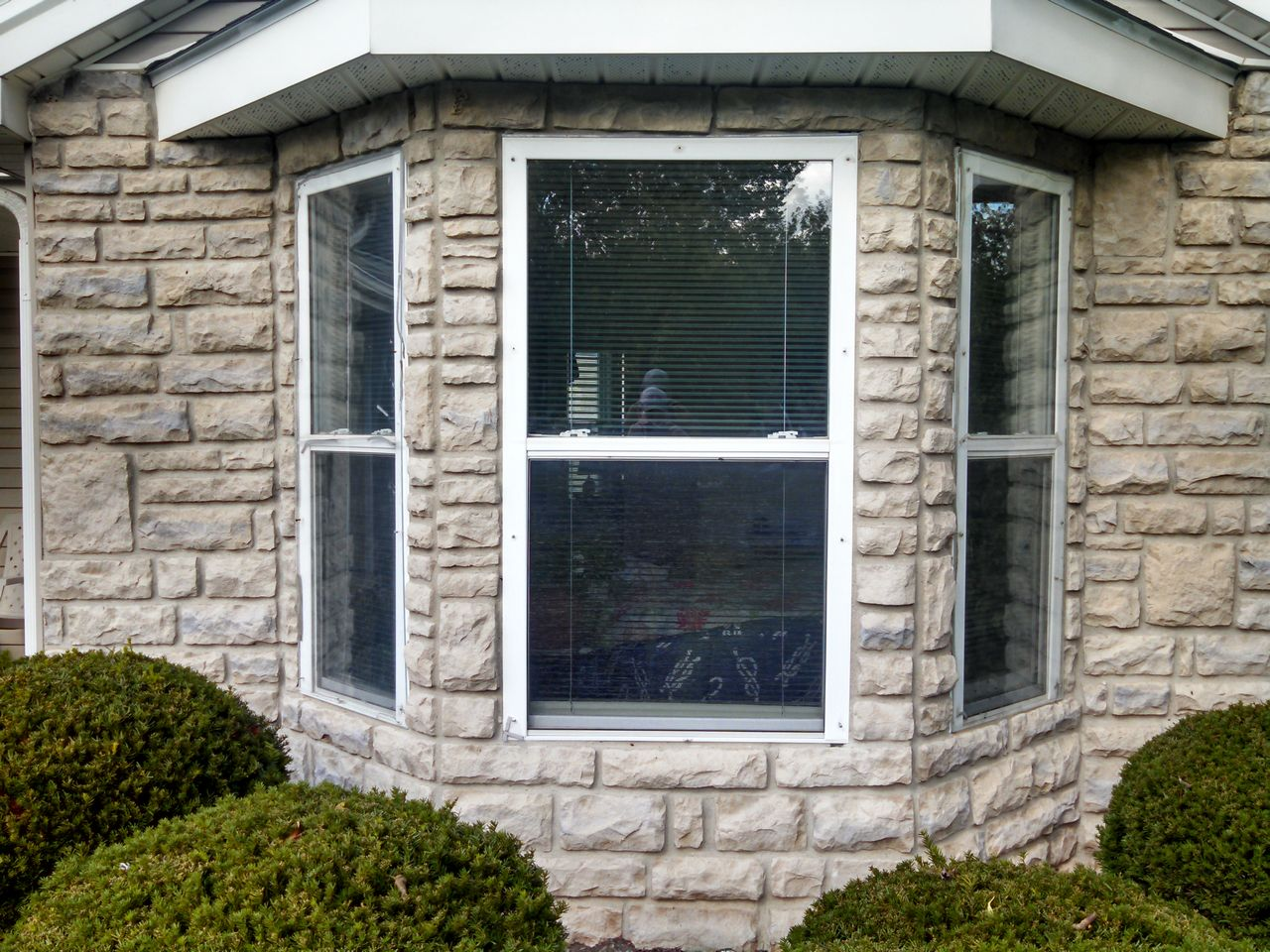 Old Vinyl Windows - NorthPoint Remodeling