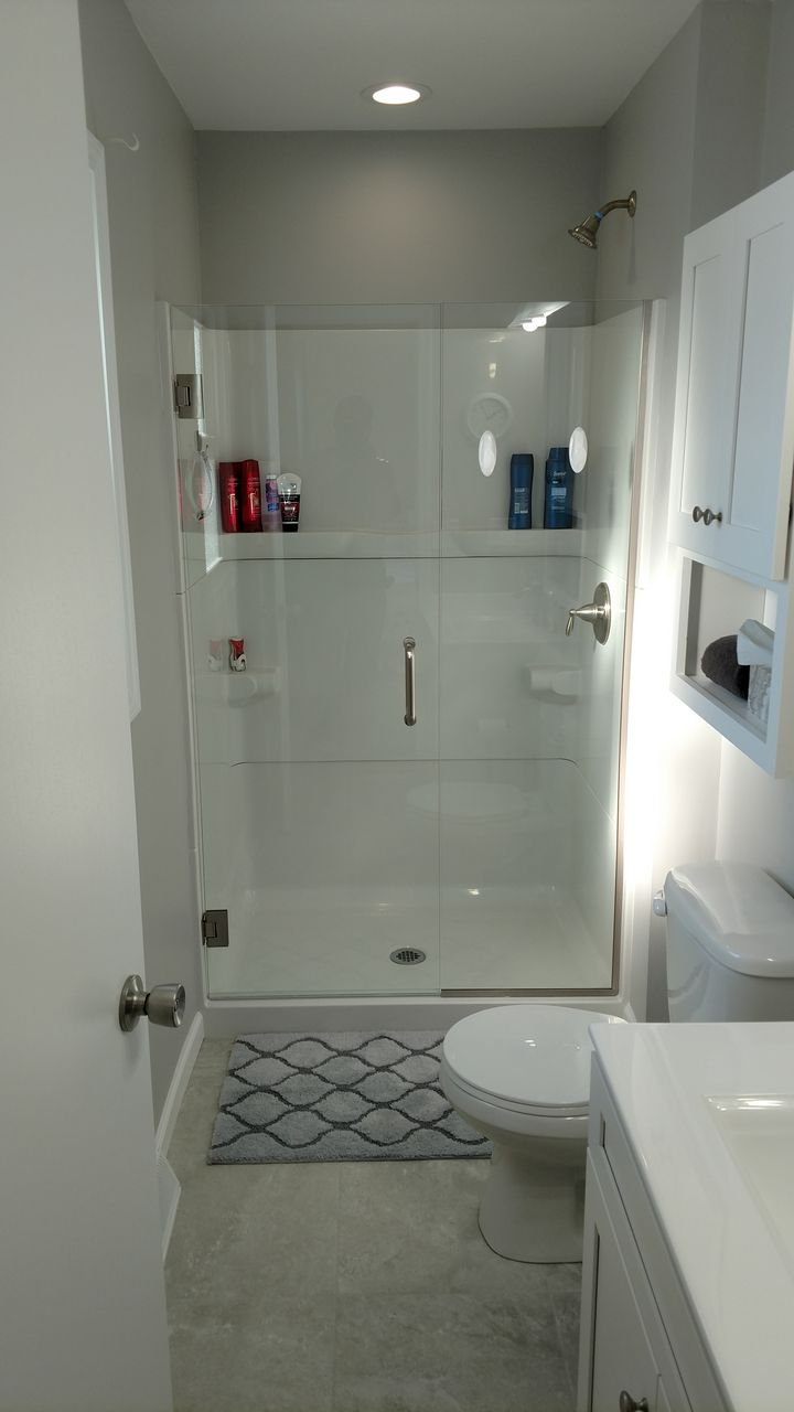 After Bathroom Remodel - NorthPoint Remodeling