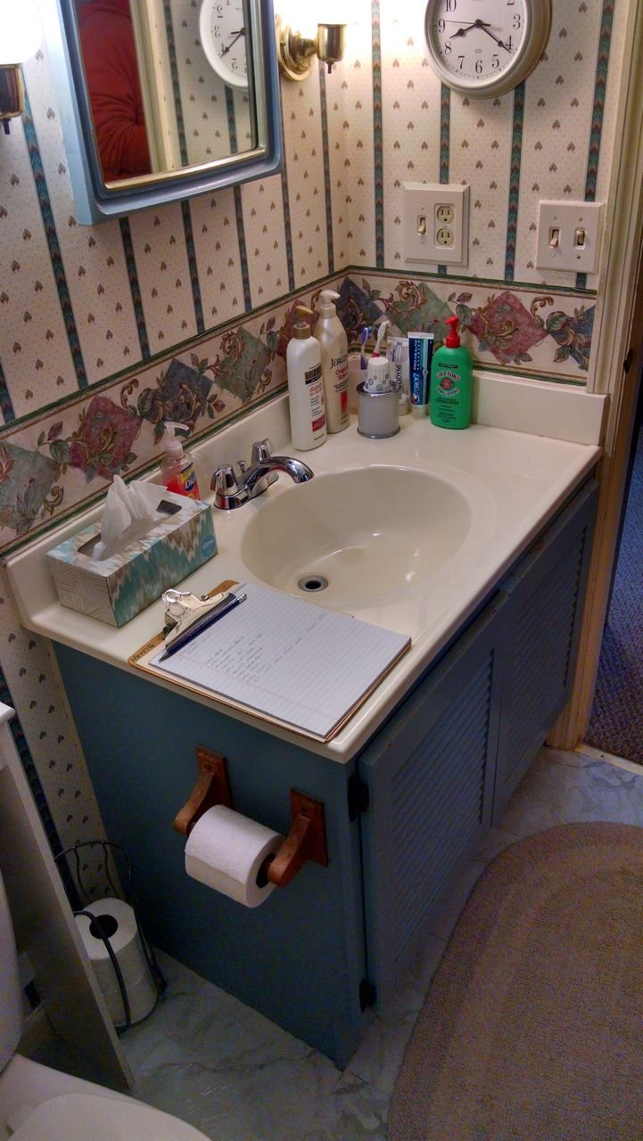 Before Bathroom Remodel - NorthPoint Remodeling