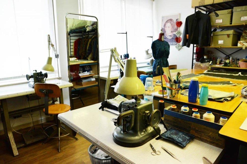 rimessa a modello e servizi di manutenzione pellicce