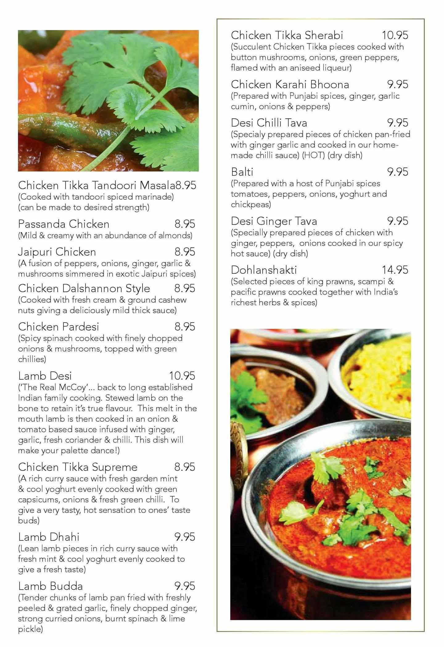 Indian cuisine cumbernauld dalshannon farm download pdf menu forumfinder Gallery