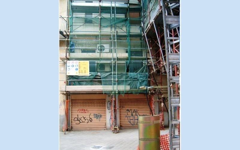Rifacimento facciata