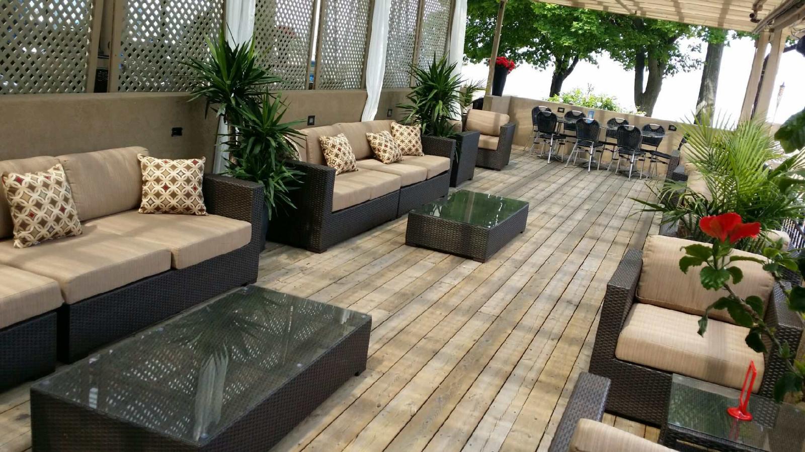BARANGAS VIP SECTION