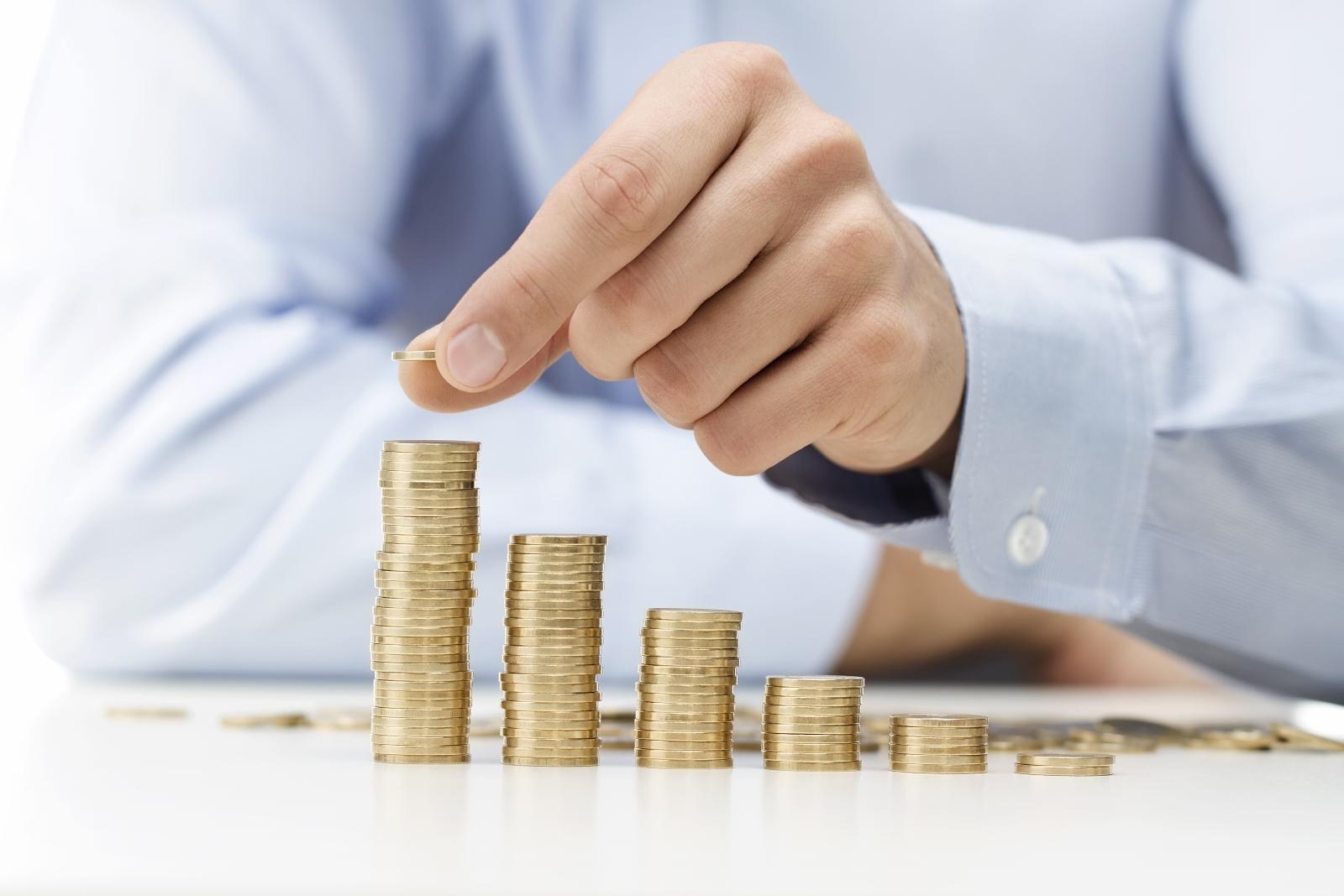 monete per contabilità