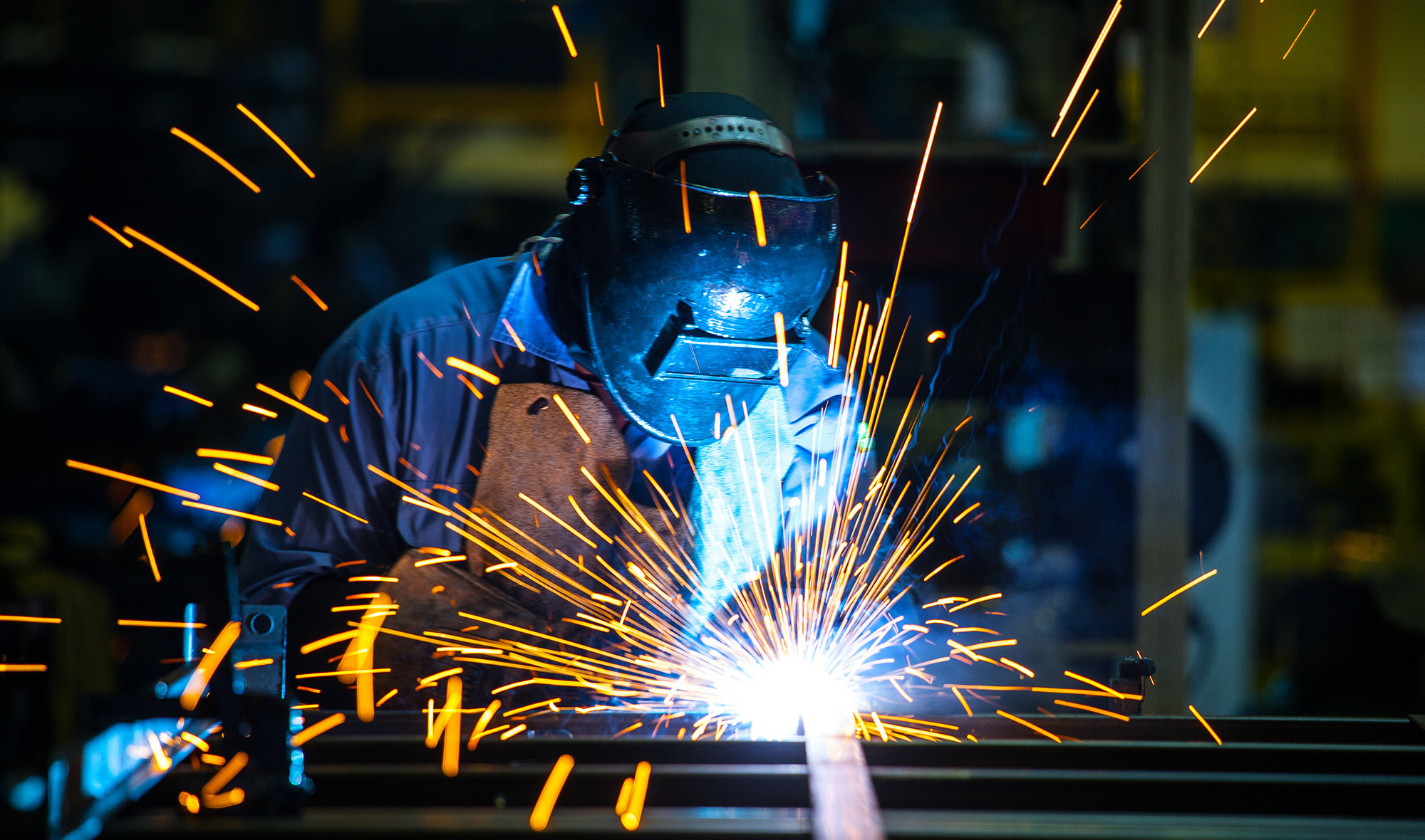 Machine welding for your convenience in La Crosse, WI