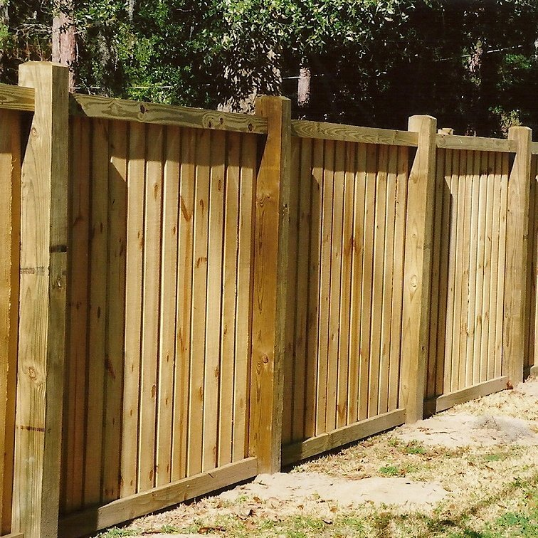 Shadowbox Fencing Gainesville, FL