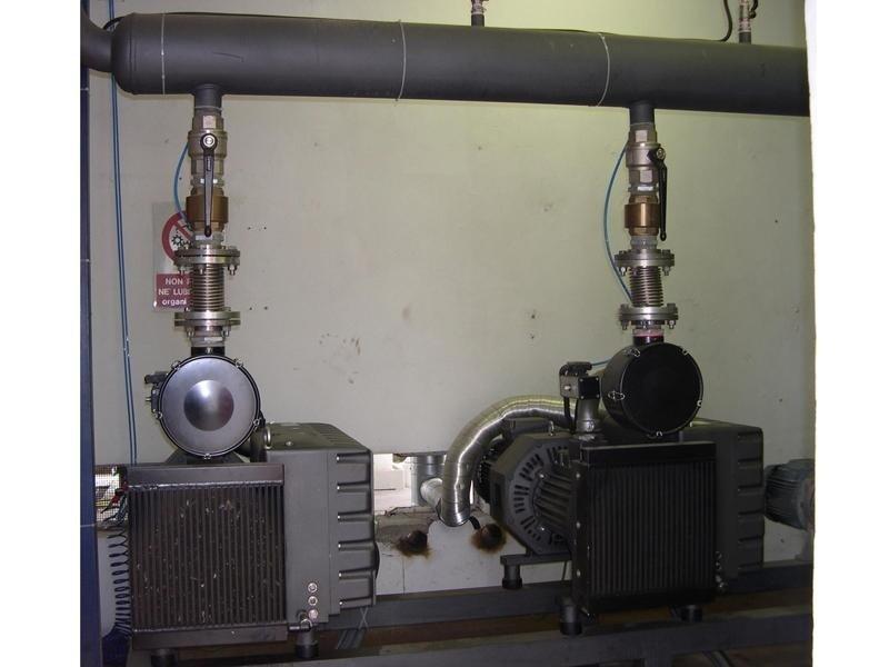 Centrali aria compressa