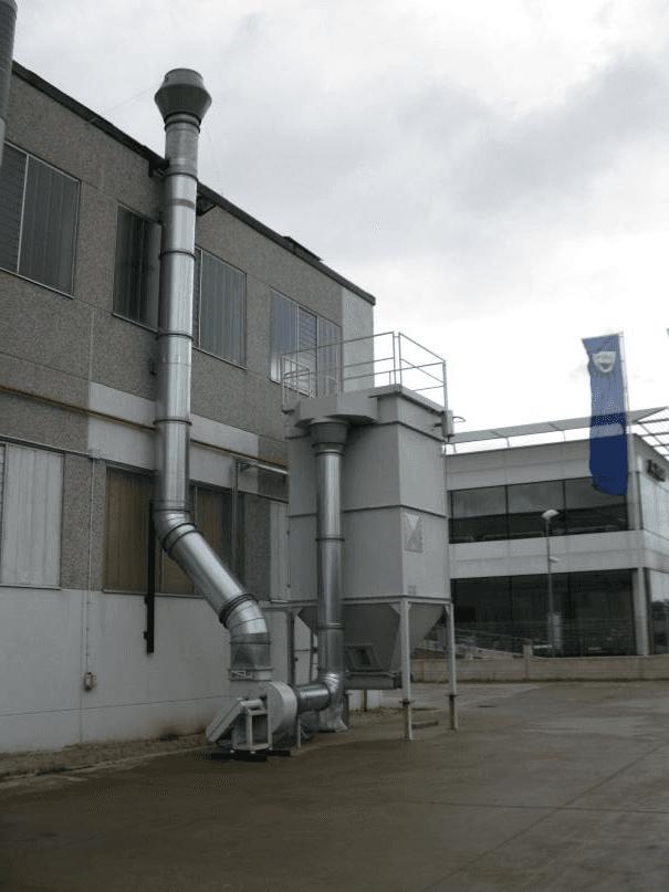 Impianti Depurazione ed Aspirazione