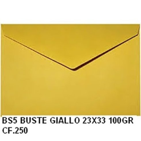 Buste gialle