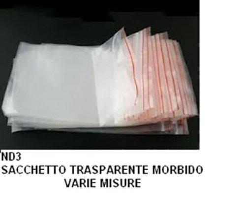 Sacchetto trasparente