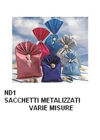 Sacchetti metallizzati