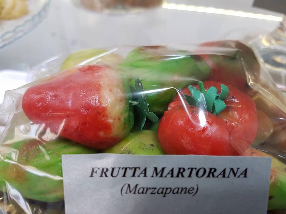 Della frutta martorana