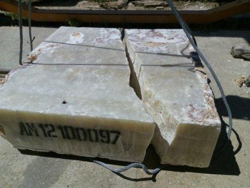blocchi di marmo Carrara Ortonovo
