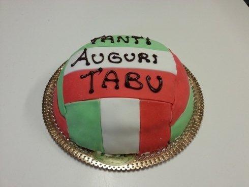 torta dedicata