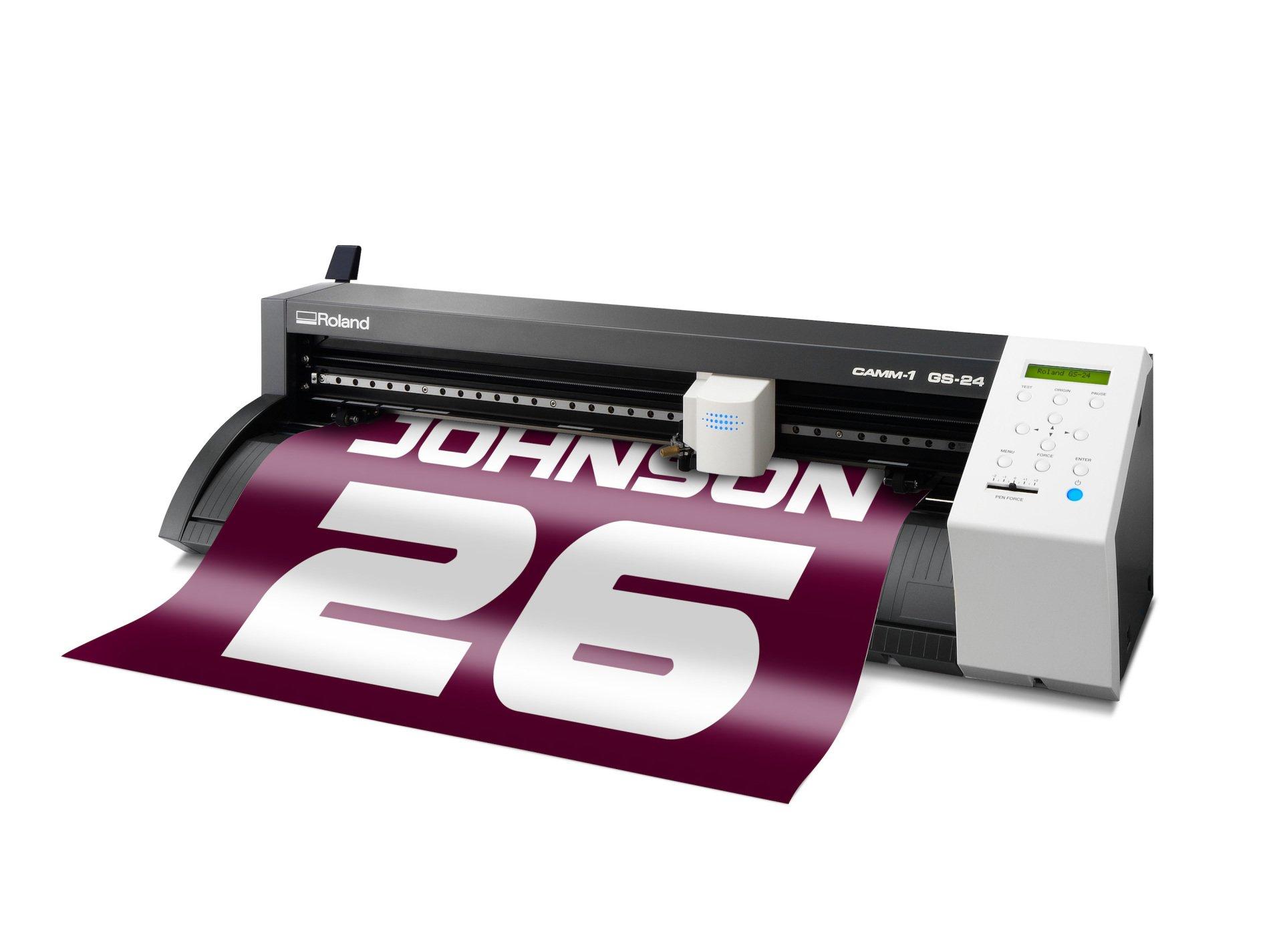 Roland Dg Desktop Printer Cutters Vinyl Machines Plus