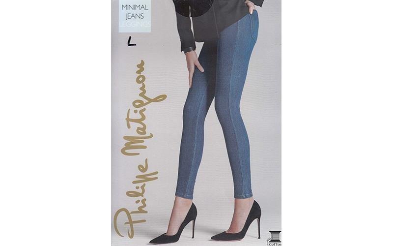 leggings philippe matignon donna