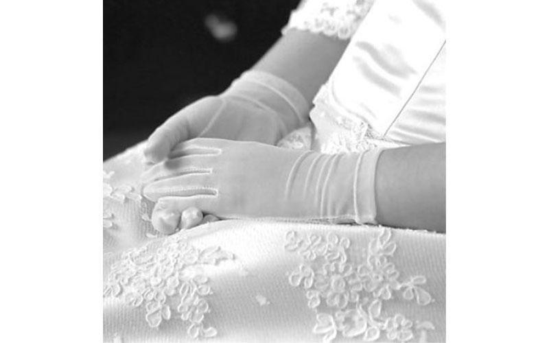 guanti leggeri per sposa