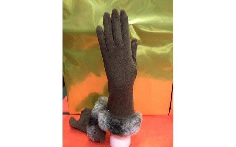 guanti donna