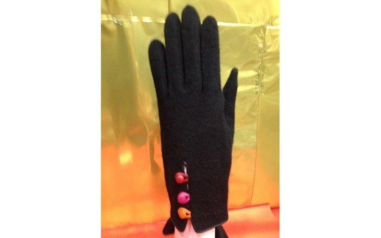 guanti con inserti donna milano