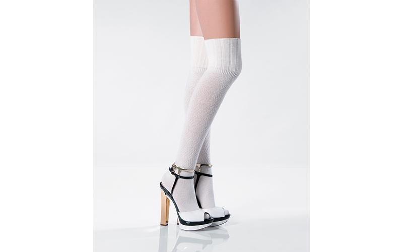 gambaletti donna bianchi