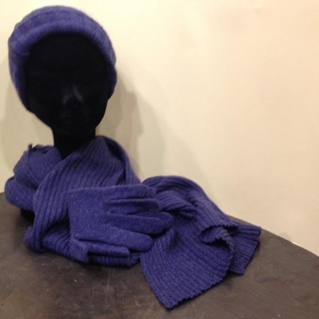 Completo sciarpa e cappello