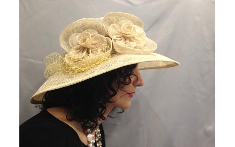 cappello per matrimonio