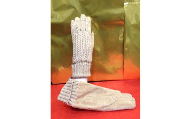 guanti bianchi classici