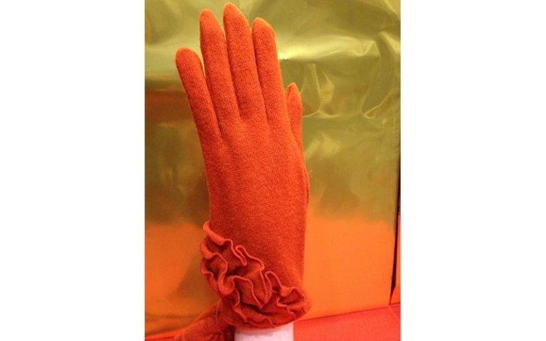 guanti arancione