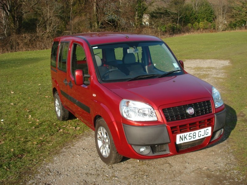 Fiat SOLD awaiting conversion vehicles