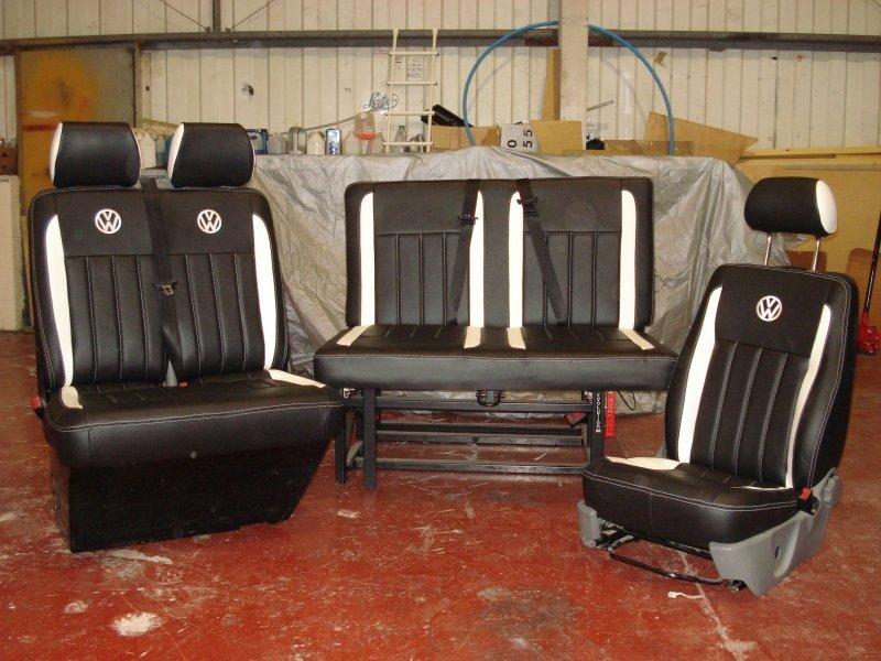 Volkswagen seats