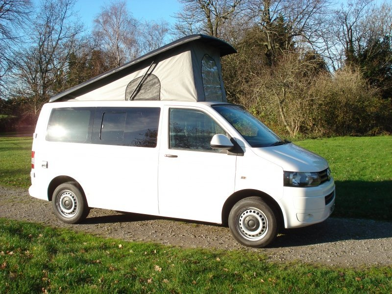 Volkswagen 102 Transporter 4 Berth Camper Van