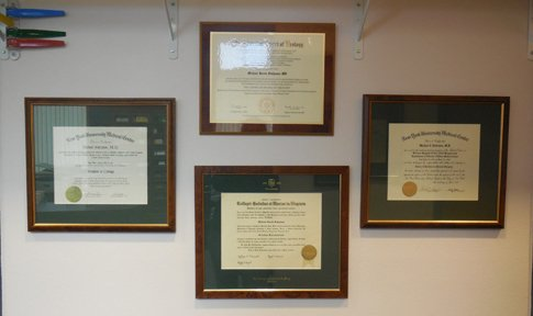 Certificates of the expert urologists in Juneau, AK