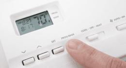 termostati digitali, impianti per il riscaldamento, riscaldamento domestico