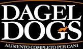 etichetta Dagel Dogs cibo per cani